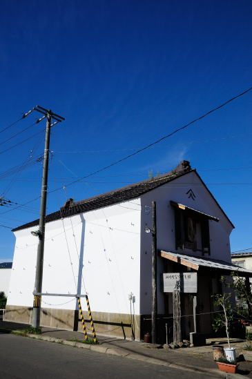 旧佐々木米太郎商店倉庫(洲崎町なつかし館 蔵)