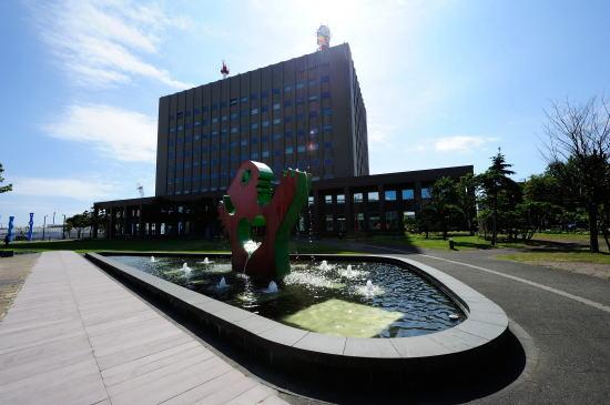 釧路地方合同庁舎