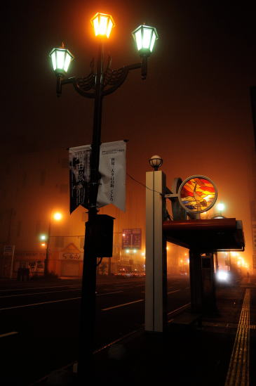 十字街7丁目バス停