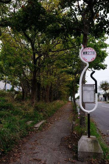 釧路小学校付近