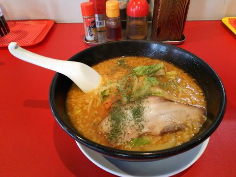 カレー味噌ラーメン(季節限定品)