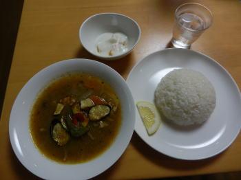 極楽スープカレー