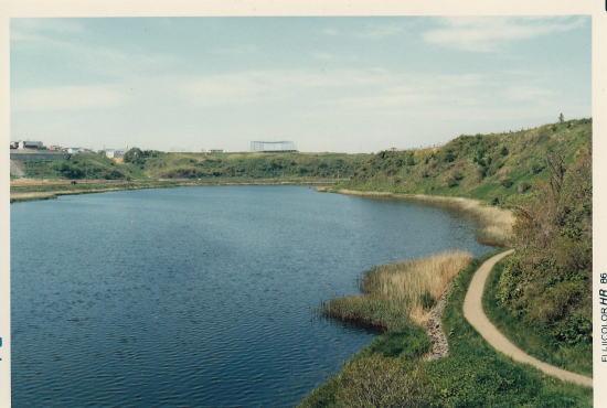 春採湖遊歩道