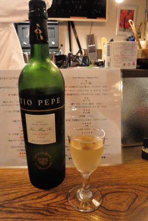 ティオペペ(シェリー酒)