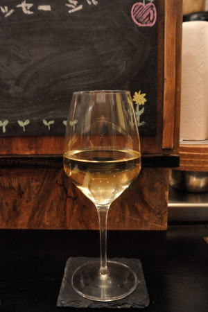 白ワイン L'HOSPITLET