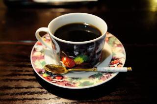 コーヒー付き