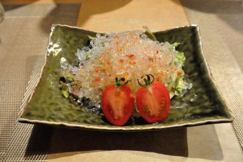 クリスタルサラダ(海藻のサラダ)