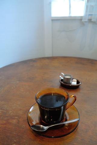 ランチについてくるドリンク(ホットコーヒー)