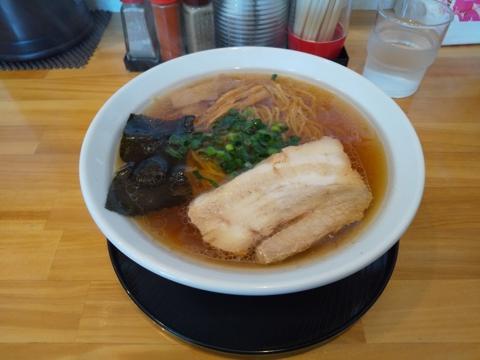 あっさり釧路ラーメン醤油