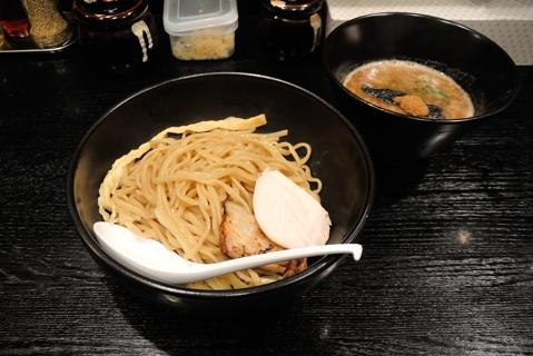 鶏×鰹つけ麺