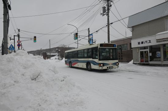 沿岸バス 豊富幌延線