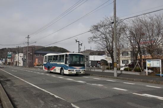 沿岸バス サロベツ線