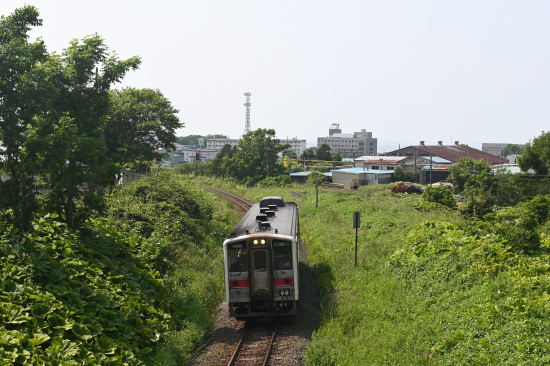 釧路行き普通列車 <5630D>