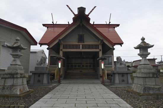 花咲金刀比羅神社